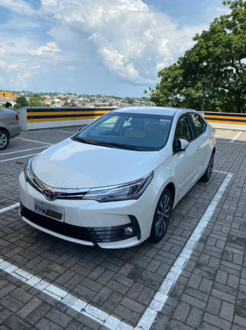Corolla Altis 2017/2018 - Apenas 29mil km rodados