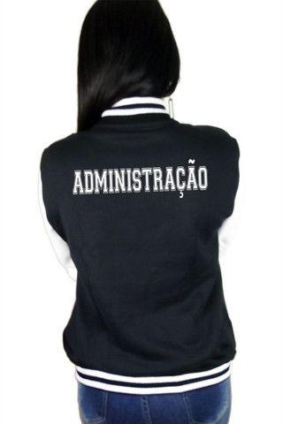 Jaqueta College Feminina Faculdade - Foto 2
