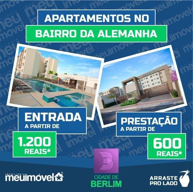 [104] Cidade de Berlim, apartamentos com 2 quartos, próximo ao Centro