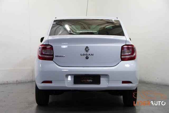 Renault Logan Life 1.0 12V SCe (Flex) - Foto 5