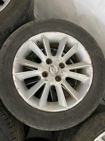 Roda 15 GM Chevrolet Corsa Celta Spin Cobalt Sonic Astra  - Foto 4
