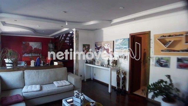 Casa à venda com 3 dormitórios em Braúnas, Belo horizonte cod:813527 - Foto 4