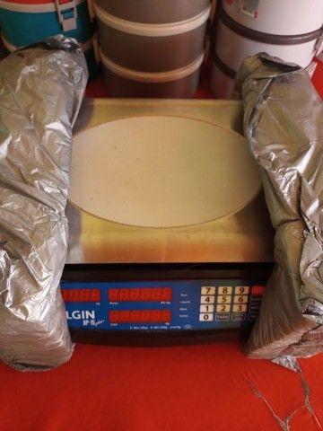 Vende-se Balança Digital Elgin plus 15kg (nova) - Foto 2