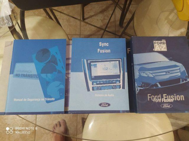 Ford Fusion 2.5 SEL ano 2011 - Foto 15