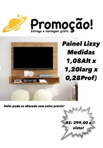 Painel Lizzy Multiuso 489