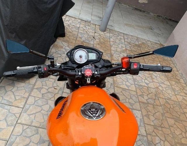 Kawasaki Z750 - Foto 4