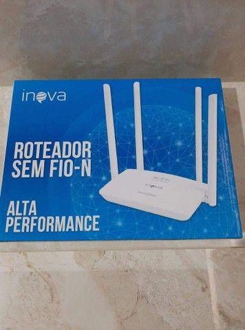 Roteador de 4 antenas  - Foto 2