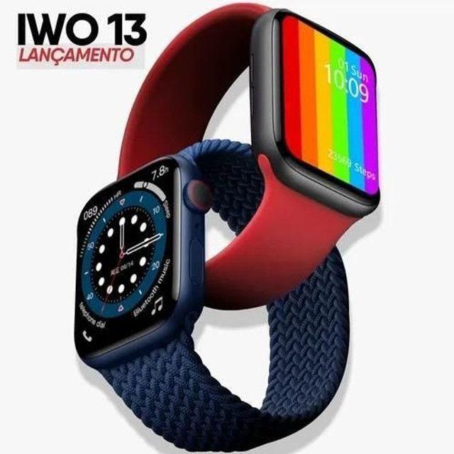 Pronta Entrega Original Smartwatch Iwo 13 Pró Max W56 44 MM