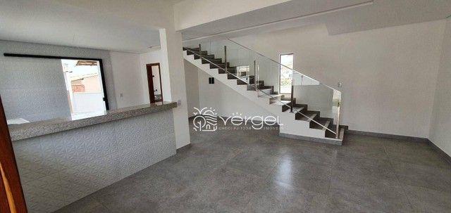 Casa com 3 dormitórios à venda, 146 m² por R$ 750.000,00 - Condomínio Trilhas Do Sol - Lag - Foto 2
