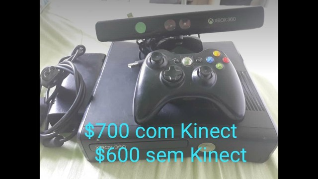 X- Box 360 + kinect - Foto 4
