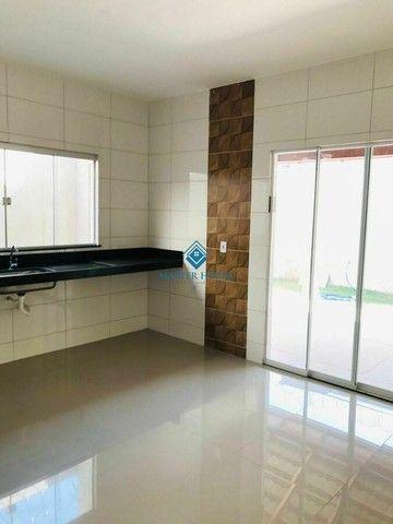 Casa Setor Serra Dourada ,03 Quartos 01 Suíte, Excelente padrão, fino acabamento - Foto 8