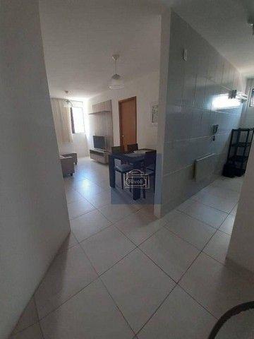 Apartamento com 1 dormitório para alugar, 40 m² por R$ 2.000/mês - Boa Viagem - Recife/PE - Foto 12