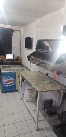 Vende Maquinário para loja de pizza Delivery completo.