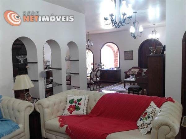 Casa à venda com 4 dormitórios em Bandeirantes (pampulha), Belo horizonte cod:506647 - Foto 8