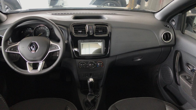 Renault Logan Zen 1.0 2022 Ent de R$19.500,00 + 48X DE R$ 995,00 + parcela final - Foto 2