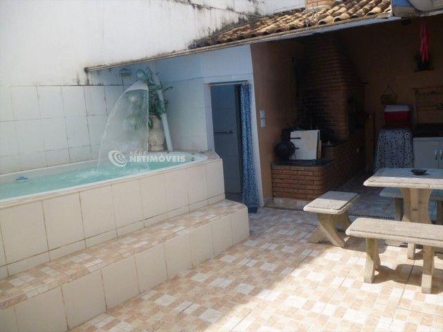 Casa à venda com 3 dormitórios em Castelo, Belo horizonte cod:54522 - Foto 2