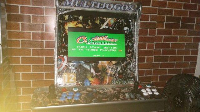 Fliperama multi jogos  - Foto 2