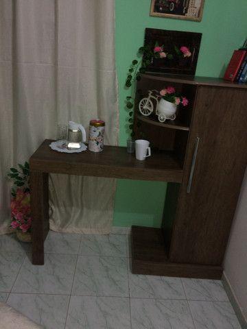 Escrivaninha com armário  - Foto 4
