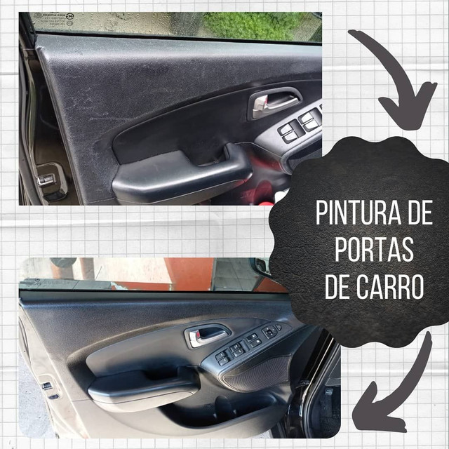 Reforma de interior automotivo  - Foto 4