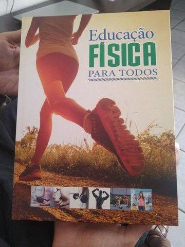 Livro educação física para todos
