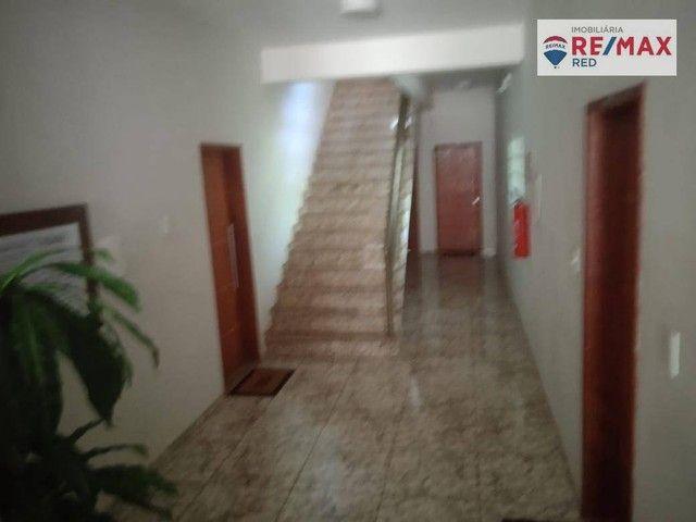 Apartamento com 3 dormitórios à venda, 100 m² por R$ 255.000,00 - Campo Alegre dos Cajiros