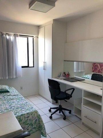 RB 074 Aparatamento todo reformado 3 quartos 128m² 2 suites 2 vagas cobertas -Boa viagem - Foto 14