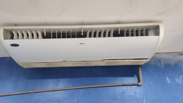 2 Aparelhos De Ar Condicionado (48.000btus + 60.000btus) - Foto 5