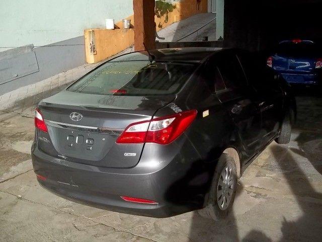 Sucata Hyundai Hb20 Sedan 1.6 para Retirada De peças - Foto 4
