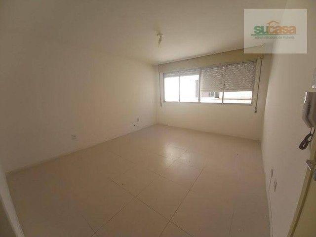 Kitnet com 1 dormitório para alugar, 42 m² por R$ 650/mês - Rua Félix da Cunha- Centro - P - Foto 2