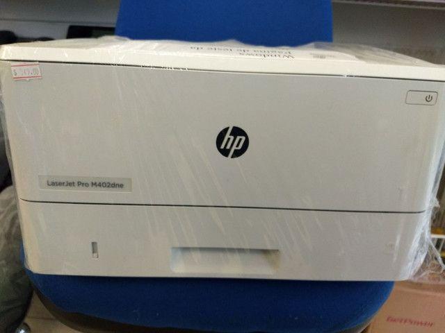 Impressora Hp LaserJet Pro M402dne Revisada - Foto 6