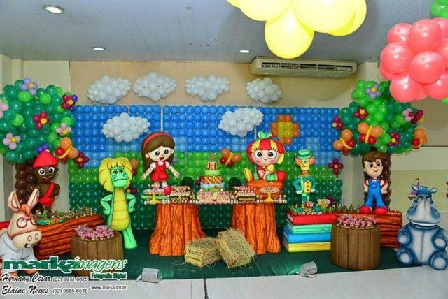 venda de decoração para festa infantil - Foto 5