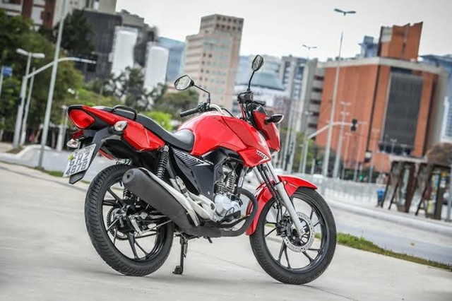 Honda CG Start 160<br>2020-20/ KM:0 - Foto 2
