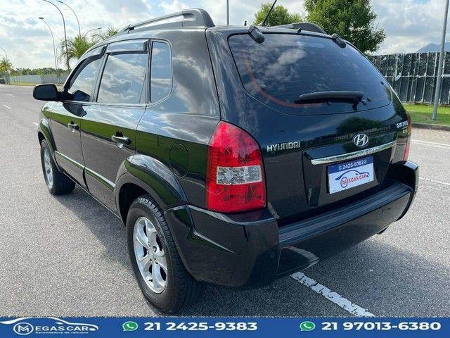 Hyundai Tucson GLS Automatica com GNV - Foto 6