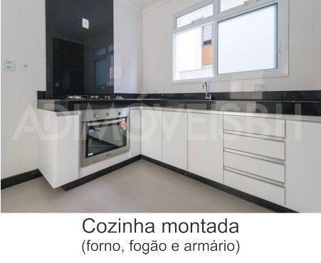 Apartamento à venda, 3 quartos, 1 suíte, 3 vagas, Sion - Belo Horizonte/MG - Foto 8