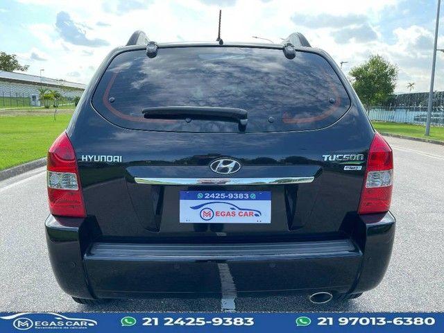 Hyundai Tucson GLS Automatica com GNV - Foto 4