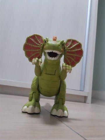 Dinossauro fisher - Foto 5