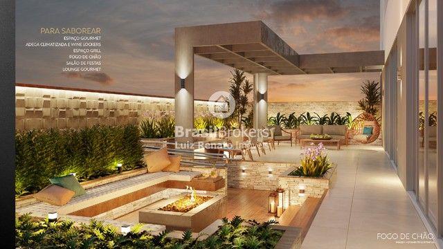 Apartamento à venda 3 quartos 2 suítes 2 vagas - Santo Agostinho - Foto 4