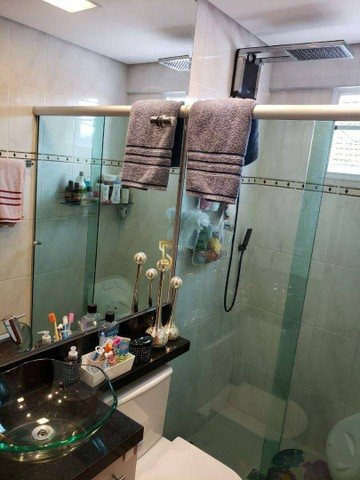 Apartamento com 2 dormitórios à venda, 70 m² por R$ 485.000,00 - Aparecida - Santos/SP - Foto 18