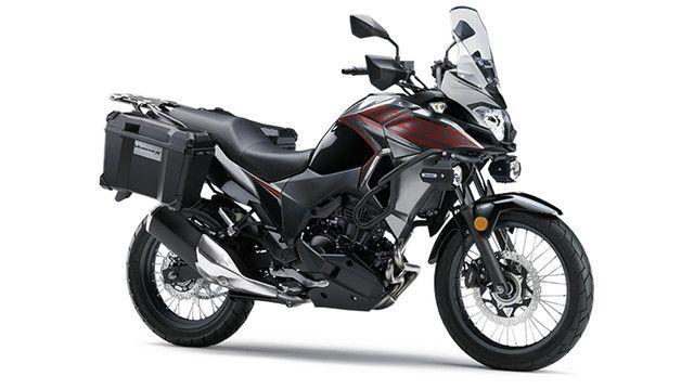 Kawasaki Versys-X 300 Tourer 2021 0KM