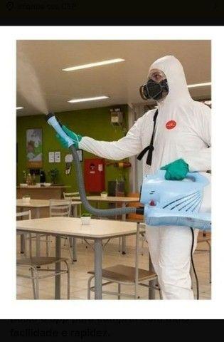 Máquina Para Sanitizar Ambientes Veículo Nebulizador Guarany<br><br> - Foto 2