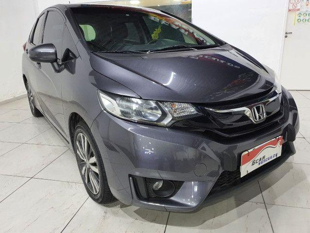 Honda fit 1.5 exl cvt automatica completo - Foto 9