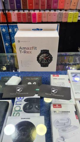 Pronta Entrega Original Smartwatch Amazfit T-rex Relógio Inteligente A-1919
