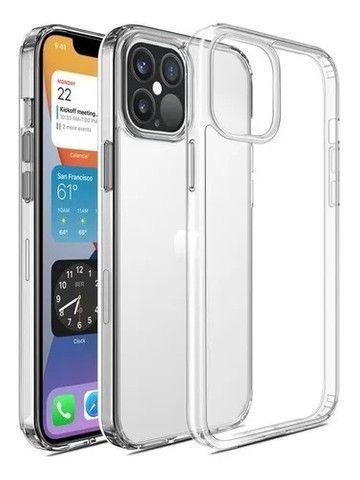 Capa Clear Case Acrílico iPhone 11,11 Pro,11 ProMax, 12 ,12 Mini, 12 Pro , 12 ProMax - Foto 2