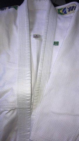 Kimonos para Judô trançado master  - Foto 2