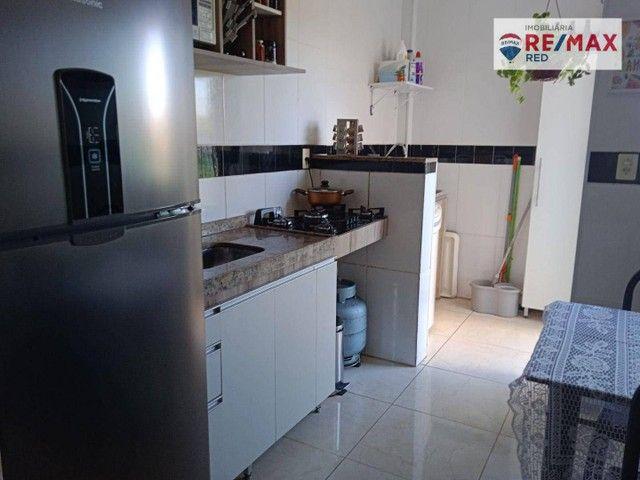 Apartamento com 3 dormitórios à venda, 80 m² por R$ 220.000,00 - Santo Agostinho - Conselh - Foto 3