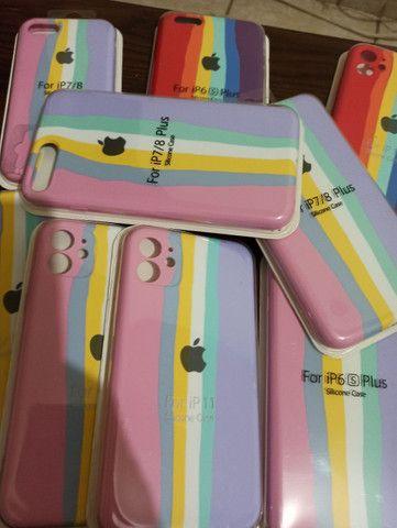 Capinhas cases originais para iPhones 7/8/x/XR/11/12/12promax