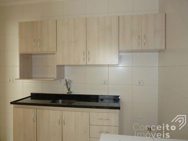 Apartamento para alugar com 2 dormitórios em Estrela, Ponta grossa cod:393423.001 - Foto 8