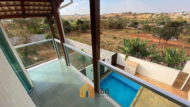 Casa à venda, 3 quartos, 1 suíte, 2 vagas, Residencial Ouro Velho - Igarapé/MG - Foto 15