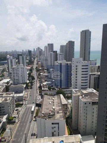 Apartamento com 1 dormitório para alugar, 40 m² por R$ 2.000/mês - Boa Viagem - Recife/PE