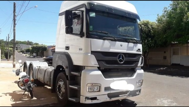 Mercedes-Benz Axor 2644 2018